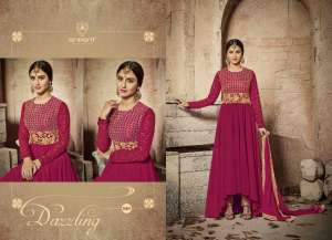 Matrix 25001-25005 Series Heavy Salwar Suits