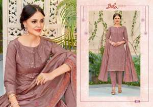 Bela Fashion	Mustard 423-429 Series