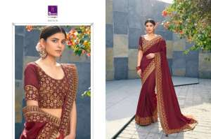 Shangrila Saree Sulochana 8721-8728 Series