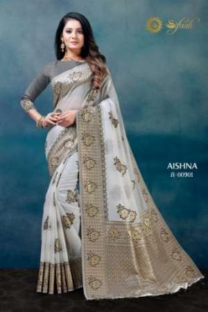Aura Saree Aishna 901-906 Series By AURA SAREE