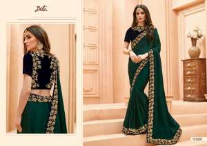 Bela Fashion	Glitter XVI 13500-13508 Fancy Saree