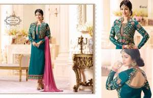 Fiona Aayesha Takia 20 21401-21407 Heavy Kotti Straight Salwar Suits